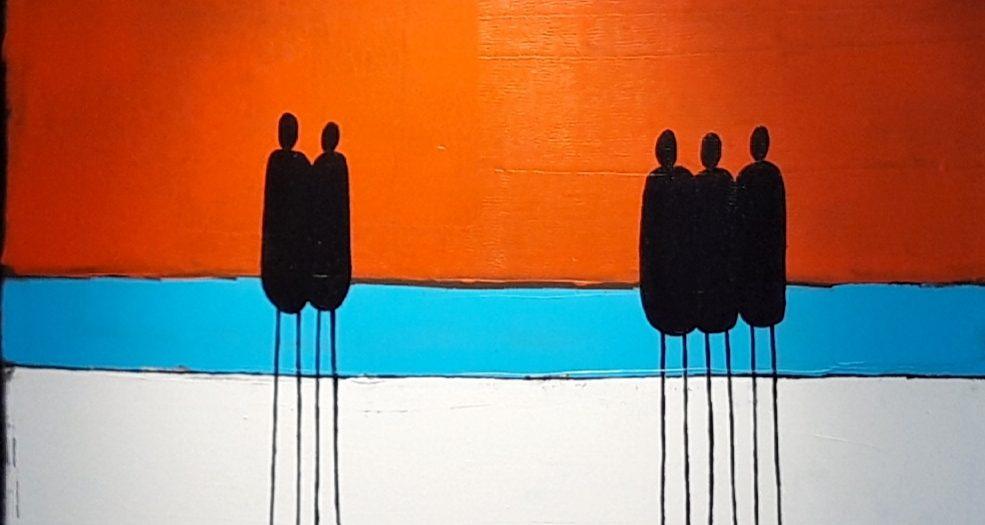 Abstrakte Figuren
